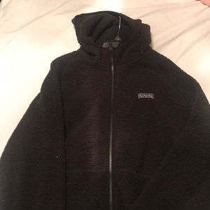 Polo Ralph Lauren Jacket with hood Sherpa material